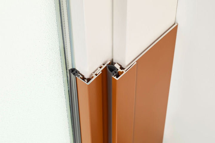 Bevorzugt Fenster renovieren mit Alu - KANOVA Alu - Schutzverkleidung für CO45